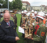 Siegerehrung VIZE-LANDESSIEG (Thomas Filipsky, FM)