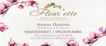 Artisant Fleuriste Fleur'ette de Luc de Béarn partenaire avec l'ACCOB à Oloron Sainte Marie