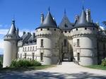 gites des barres chateau de Chaumont sur Loire