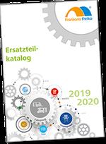 Blätterkatalog Ersatzteil- und Servicekatalog 2019-2020