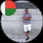 Mr. Andriariniaina Fanantenana Rianasoa PhD Student in Japan from Madagascar