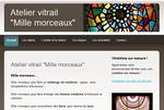 Screenshot site atelier Mille morceaux