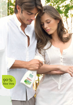 La pharmacie naturelle à l'Aloe Vera  La  Box Aloe Vera est l'équivalent de 32 produits de pharmacie non remboursés par la sécurité sociale. Une solution alors économique, naturelle et un gain de pla