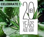 Aloe vera for ever | 10 ans d'aloe vera en 2012 et Leader Européen des produits à l'aloe vera avec LR Health and Beauty