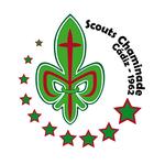 Logotipo grupo scout chaminade de cadiz