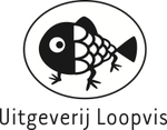 logo uitgeverij loopvis