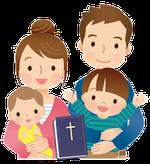 親と子、共にささげる礼拝