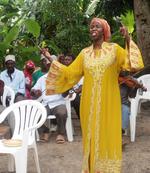Da Mtumwa singt Taarab - die Musik Sansibars