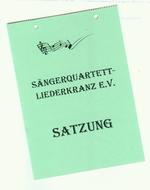 Satzung von 1997