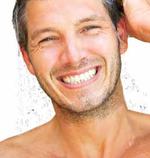 Soins pour les hommes: Aloe vera Men: Apaise et régénère la peau irritée par le rasoir   50% d'aloe vera