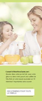 Vous ne mangez jamais de fruits ni de légumes, alors votre carence en vitamines s'accentue votre organisme manque de vitamines… Pas d'inquiétude, avec Vita Aktiv vous allez refaire le plein de vitami