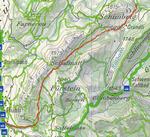 Klick führt zur interaktiven Karte auf schweizmobil.ch