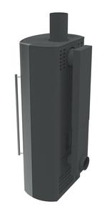 K&W DraftBox der Zugregler für stromlose Pelletöfeun und Kaminöfen