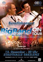 Immer wieder ein Erlebnis: Ein Konzert der Big Band der Bundeswehr.