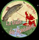 Logo pêche à Corrèze
