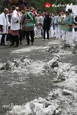 2014年度 建国祭・奉祝神輿パレード(明治神宮参道)