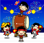 太鼓 祭り