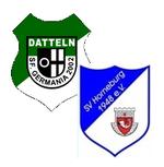 Die Wappen der Teams ...