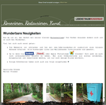 Newsletter 2012-11 Preview Lebenstraum Wunderbar