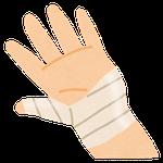 突き指の症状