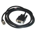 cable de pc computadora a estacion total topcon