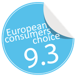 Sunda water tank awarded by european consumers choice