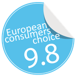 Whirlpool Max 38 Microwave awarded by European Consumers Choice