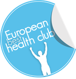 european best health club logo