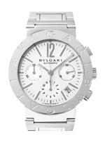 ブルガリ時計 クロノグラフ 買取価格