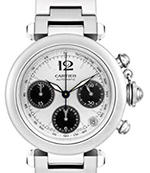 カルティエ 時計 パシャ 買取価格