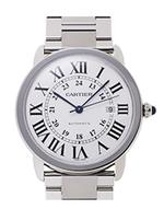 カルティエ 時計 ロンドソロ SS 買取価格