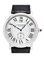 カルティエ 時計 ロトンド クロノグラフ  買取価格