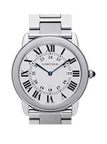 カルティエ 時計 ロンドソロ  買取価格