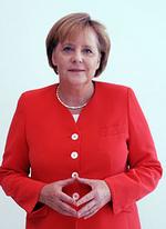 Angela Merkel aka Ms 'Humility'