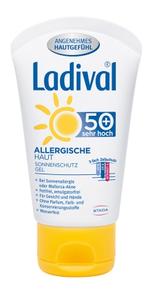 Ladival ® Allergische LSF50 Gesicht und Hände Sonnenschutz