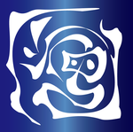 遊戯na水母ロゴ