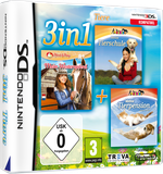Packshot 3in1: Meine Tierschule + Mein Westernpferd + Meine Tierpension – Tapsige Tierbabys