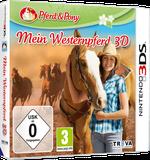Packshot Mein Westernpferd 3D