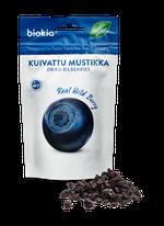 Biokia getroknete Heidelbeeren aus Finnland, echte Superfood