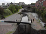 The Birmingham & Fazeley Canal at Richard Street
