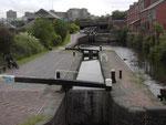 The Birmingham & Fazeley Canal at Richard Street