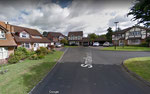 New Hall estate, Smallwood Close - image from Google maps Streetview