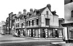 Ryder Street 1958. Reproduced with the kind permission of Keith Berry from his on-line collection of photographs - see Acknowledgements.