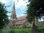 All Saints' Church.