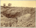 California clay pit photgraphed by W J Harrison in 1896 - image from the British Geological Survey website, Geoscenic used in accordance with their term and conditions. See Acknowledgements.