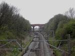 The London-Birmingham Railway cut through Yardley ridge at Stechford