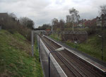 Gravelly Hill Station, Looking towards Birmingham