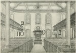 The new Old Meeting interior 1794