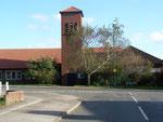 St Barnabas Church Kingshurst