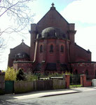 St Benedict's Church, east end